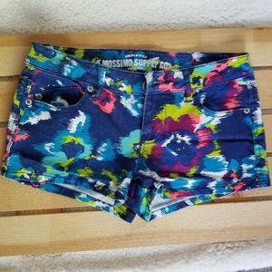 Mossimo Supply Co ✴ Shorts ✴ Bright Colors!